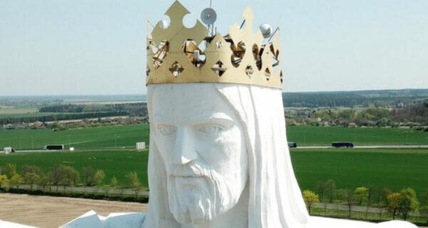 Самый большой в мире Иисус раздаст полякам интернет