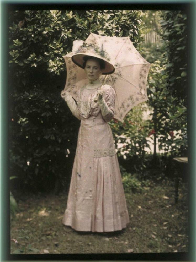 1175 - Дореволюционная Россия в первых цветных фотографиях 1910-х годов Петра Веденисова
