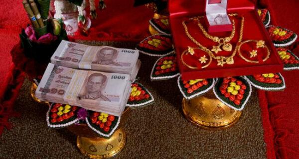 Чтоб «дорого-богато»: тайское ивент-агентство дает в аренду приданое на свадьбу