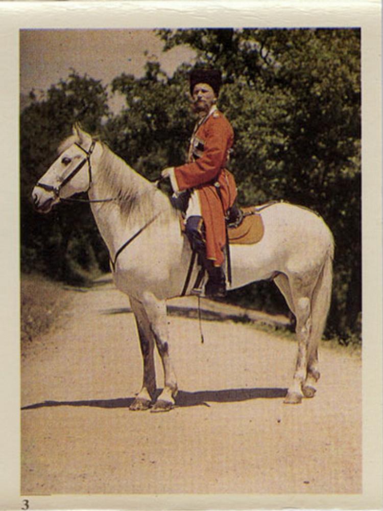 1338 - Дореволюционная Россия в первых цветных фотографиях 1910-х годов Петра Веденисова