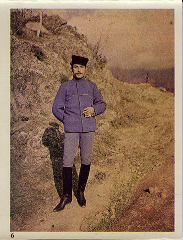 1434 - Дореволюционная Россия в первых цветных фотографиях 1910-х годов Петра Веденисова