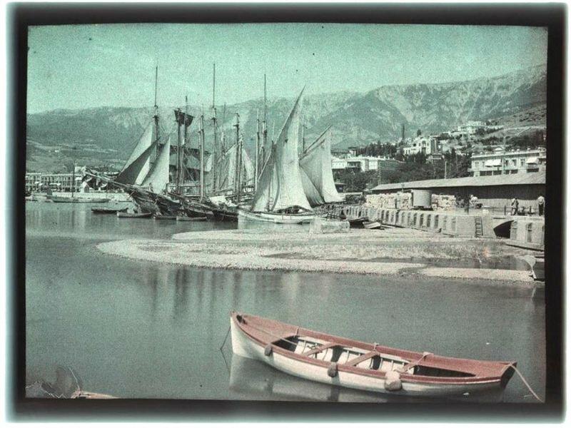 1630 - Дореволюционная Россия в первых цветных фотографиях 1910-х годов Петра Веденисова