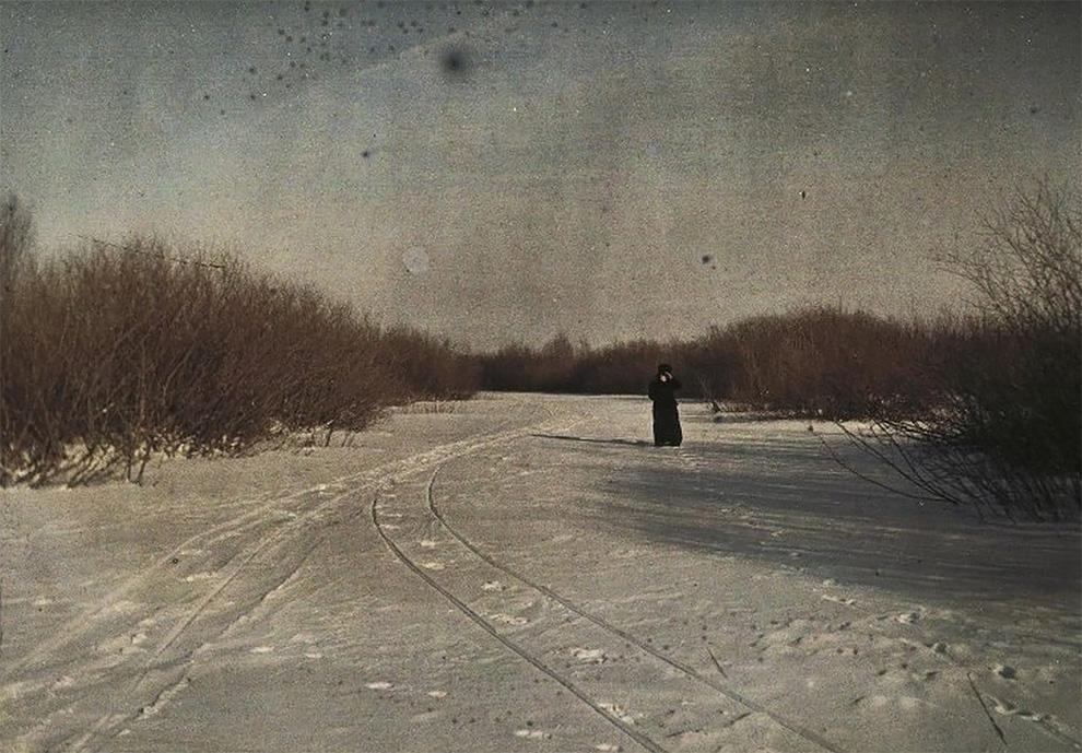 2 33 - Дореволюционная Россия в первых цветных фотографиях 1910-х годов Петра Веденисова