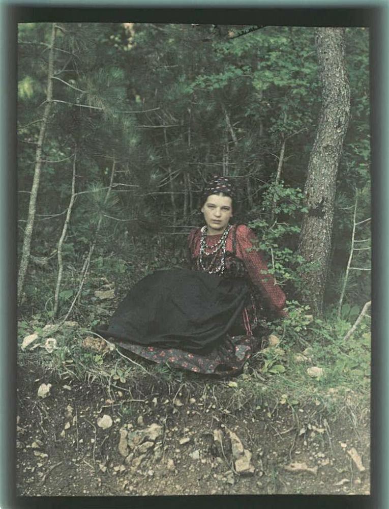 2134 - Дореволюционная Россия в первых цветных фотографиях 1910-х годов Петра Веденисова