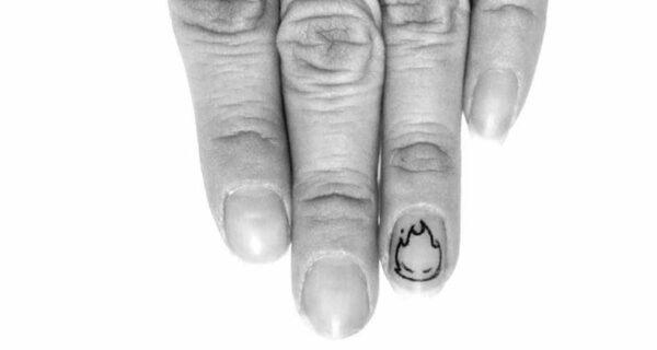 На эту и на ту набью себе тату: татуировки на ногтях как новый бьюти-тренд