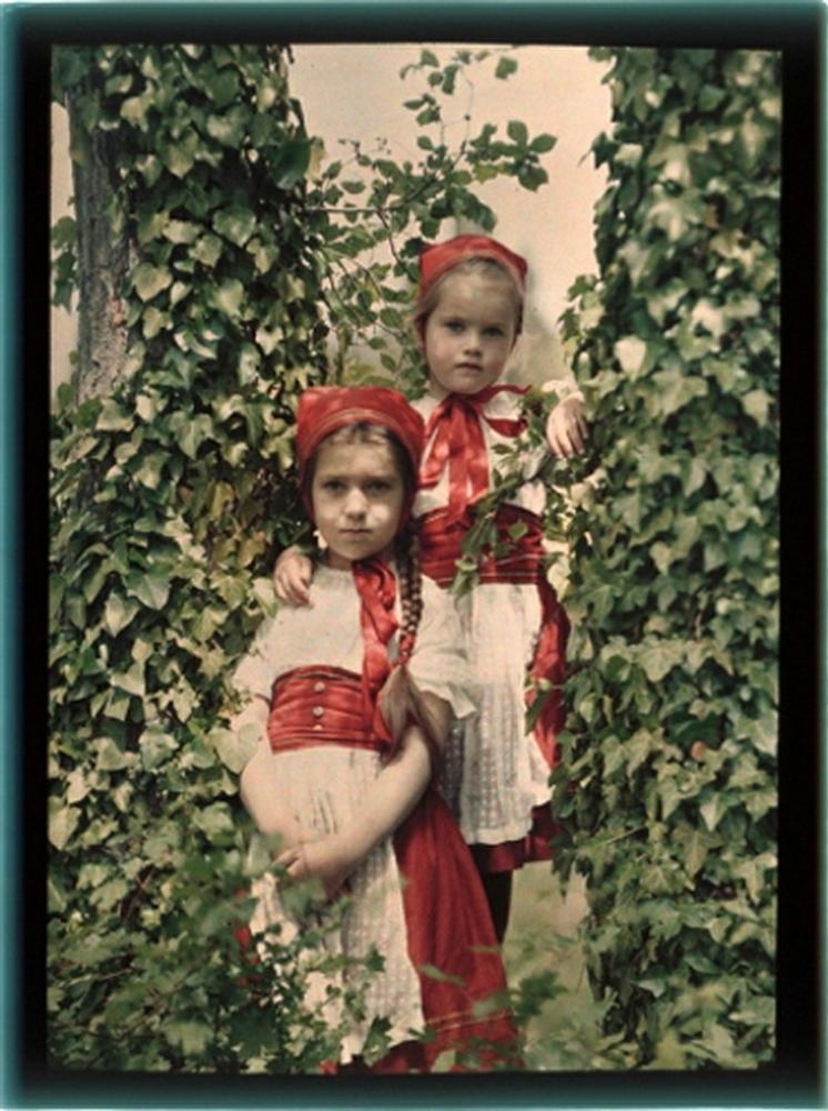 562 - Дореволюционная Россия в первых цветных фотографиях 1910-х годов Петра Веденисова