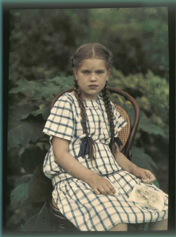 656 - Дореволюционная Россия в первых цветных фотографиях 1910-х годов Петра Веденисова