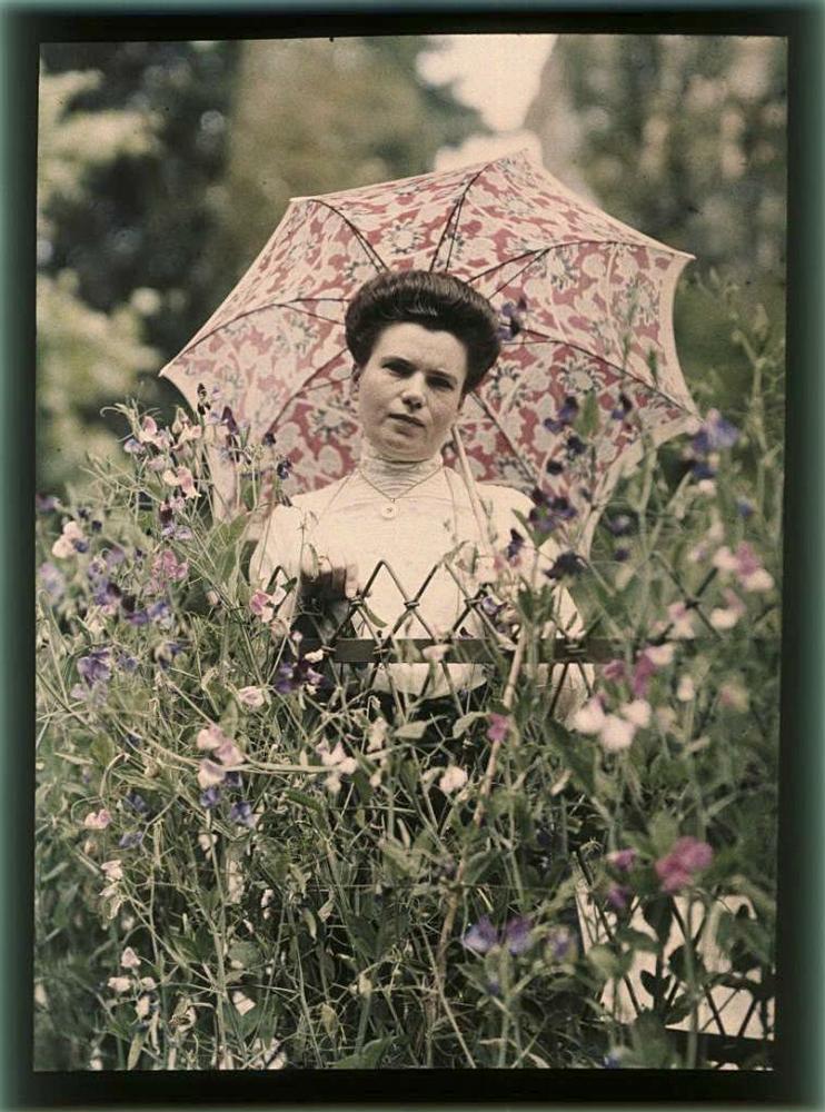 748 - Дореволюционная Россия в первых цветных фотографиях 1910-х годов Петра Веденисова