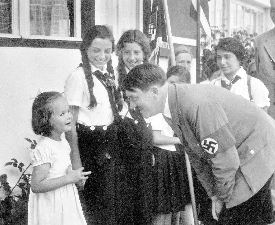 Девочки фюрера немецкое порно
