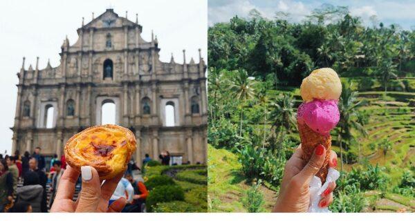 «Я обожаю путешествовать и есть»: инстаграм о том, как сочетать две самые любимые вещи вмире