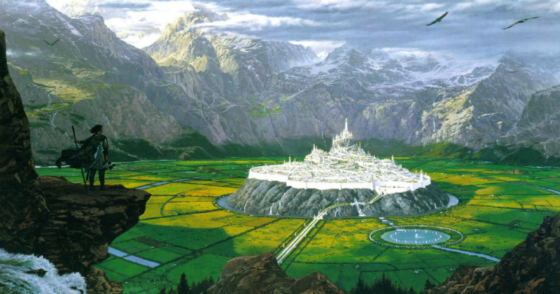 gondolin by ted nasmith mainmainmain