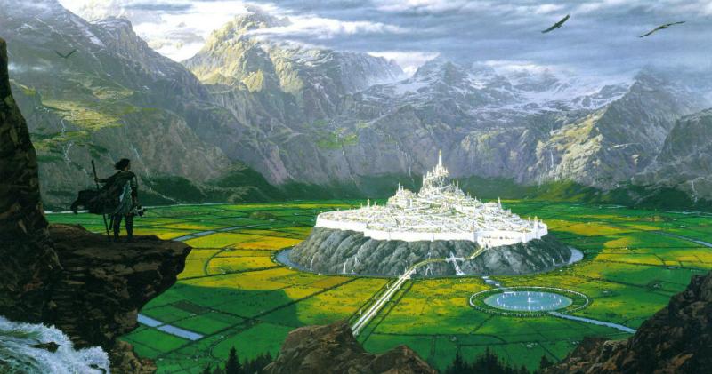 gondolin by ted nasmith mainmainmain