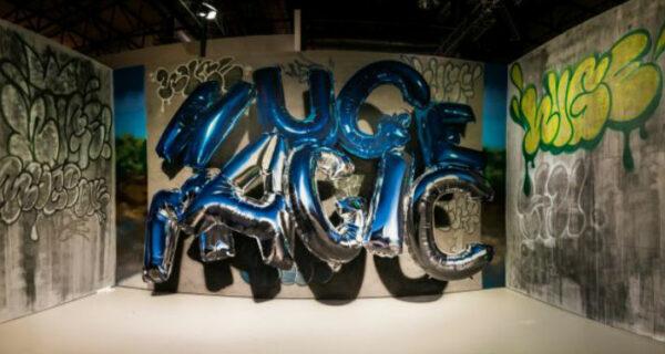 Швед рисует граффити, которые так и хочется взять вруки