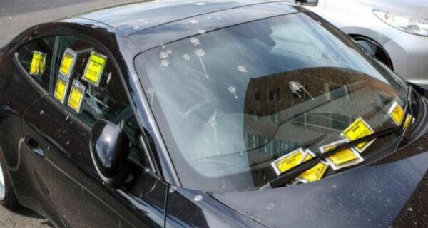 В Британии обнаружили водителя с самым большим количеством штрафов. Но все не так просто