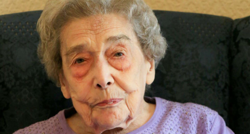 «Все беды от мужиков»: 106-летняя женщина раскрыла секрет долголетия