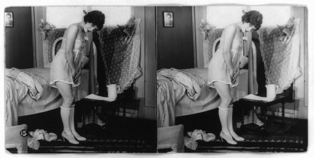 20s young women 13 - Задолго до VR-порно было вот это: стереокартинки секси-девушек 20-х годов