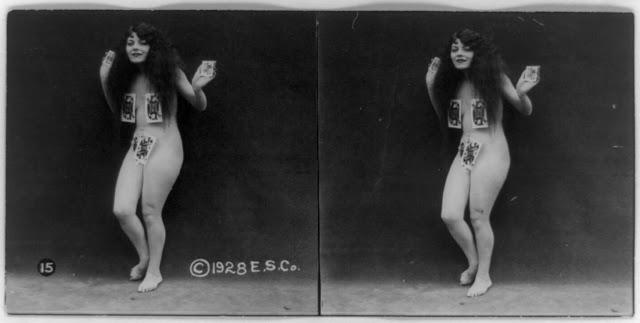 20s young women 33 - Задолго до VR-порно было вот это: стереокартинки секси-девушек 20-х годов