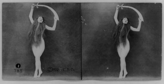 20s young women 34 - Задолго до VR-порно было вот это: стереокартинки секси-девушек 20-х годов