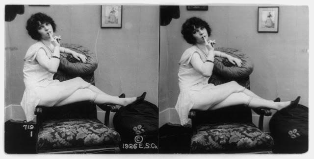20s young women 36 - Задолго до VR-порно было вот это: стереокартинки секси-девушек 20-х годов