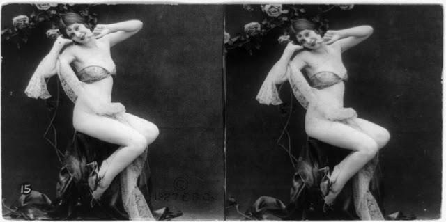 20s young women 46 - Задолго до VR-порно было вот это: стереокартинки секси-девушек 20-х годов