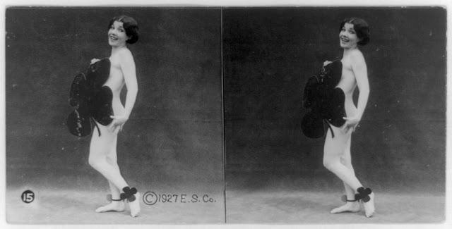 20s young women 5 - Задолго до VR-порно было вот это: стереокартинки секси-девушек 20-х годов