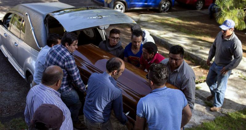 Кровавые выборы: в Мексике убили 18 кандидатов в мэры