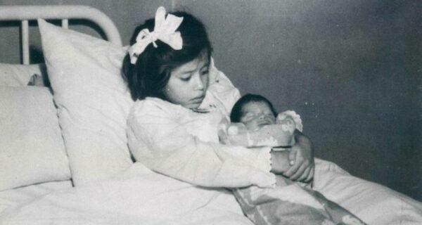 Самая юная мать в истории — 5‑летняя девочка изПеру