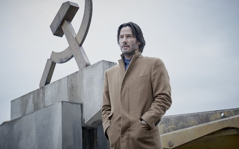 """Baba Yaga in St. Petersburg"": published the first trailer for the action movie ""Siberia"" with Keanu Reeves"