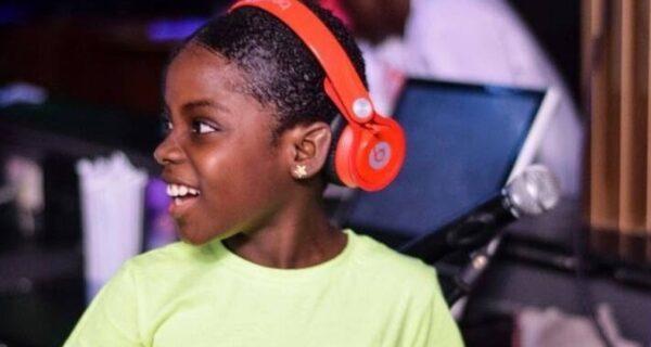 Как 10-летняя девочка из Ганы за три дня стала всемирно известным диджеем