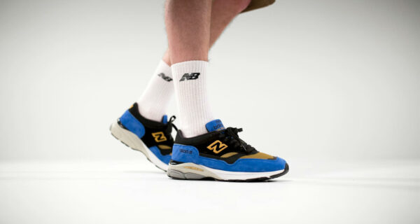 New Balance представил вдохновленную Россией коллекцию кроссовок «Икра иводка»