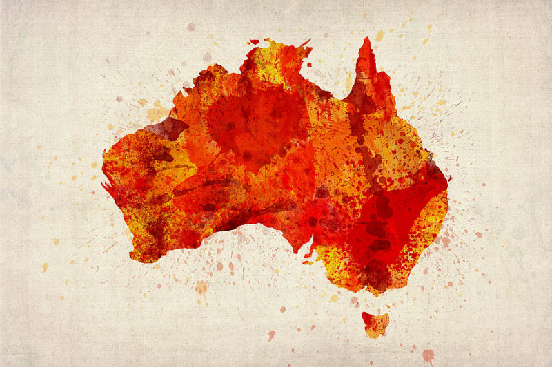 australia-watercolor-map-art-print-michael-tompsett