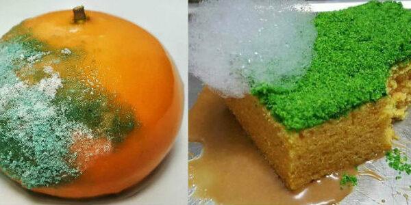Британский повар создает десерты, которые вам не захочется есть