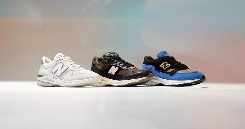 77bc4b8bb114 New Balance представил вдохновленную Россией коллекцию кроссовок «Икра и  водка»