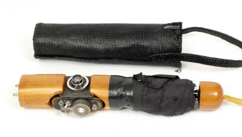 В Англии продадут с аукциона советские шпионские камеры, замаскированные под обычные предметы