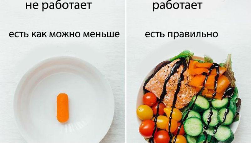 Когда тоска от куриной грудки: фуд-блогер показала, как правильно худеть, заменив привычные продукты