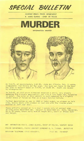 «Сегодня меня убили»: полиция рассказала в твиттере о последнем дне жизни девочки, убитой в 1973 г. О'Киф, Линда, Линды, последний, нашли, жизни, ребенка, НьюпортБич, видели, около, девочки, полиция, пропала, имени, когда, школы, мужчина, чтобы, Однако, домой