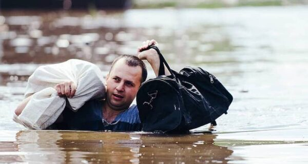 «Чита тонет»: реакция людей на самый масштабный паводок в Забайкалье
