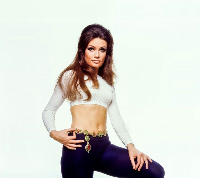 Marisa Mell in the 1960s and 1970s 15 - Кинозвезда Мариза Мелл — чувственная красавица с трагической судьбой