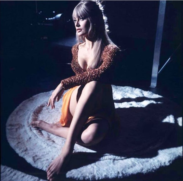 Marisa Mell in the 1960s and 1970s 18 - Кинозвезда Мариза Мелл — чувственная красавица с трагической судьбой