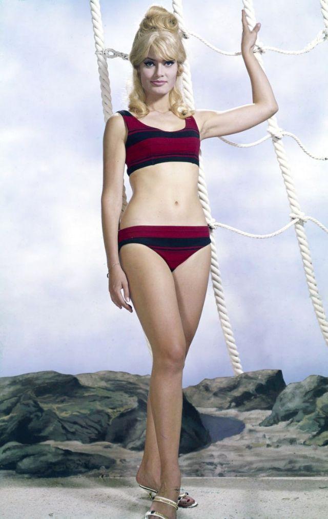 Marisa Mell in the 1960s and 1970s 42 - Кинозвезда Мариза Мелл — чувственная красавица с трагической судьбой