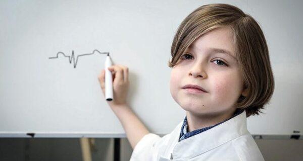 Юный гений: 8‑летний мальчик из Бельгии поступает в университет