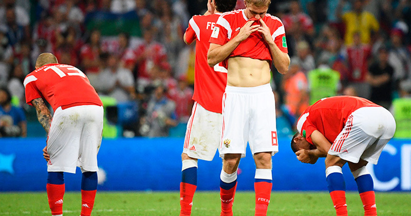 Мы всю жизнь хотели, чтобы страна нами гордилась:Артем Дзюба не сдержал слёз после матча с Хорватией