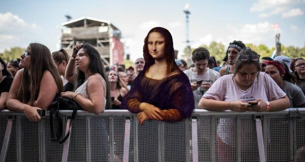 Как Мона Лиза тусила на «европейском Burning Man»