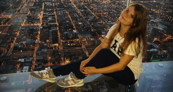 Русская девочка Саша делится впечатлениями о жизни в Штатах