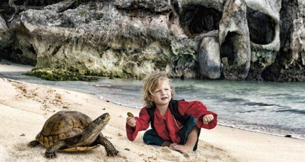Приключения малыша в стиле пиратов Карибского моря