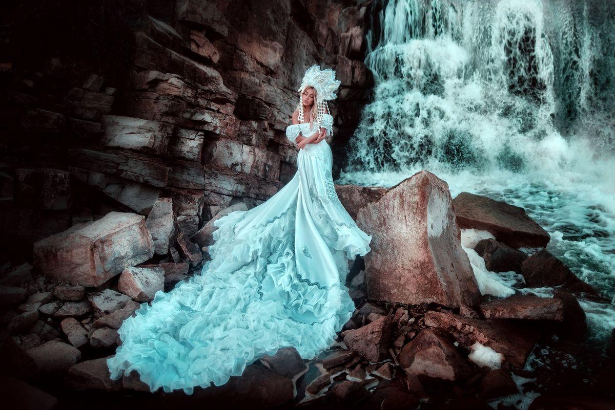 forestprincesses03 - Лесные принцессы и русалки: пермский фотограф снимает сказочных красавиц в лесах Прикамья