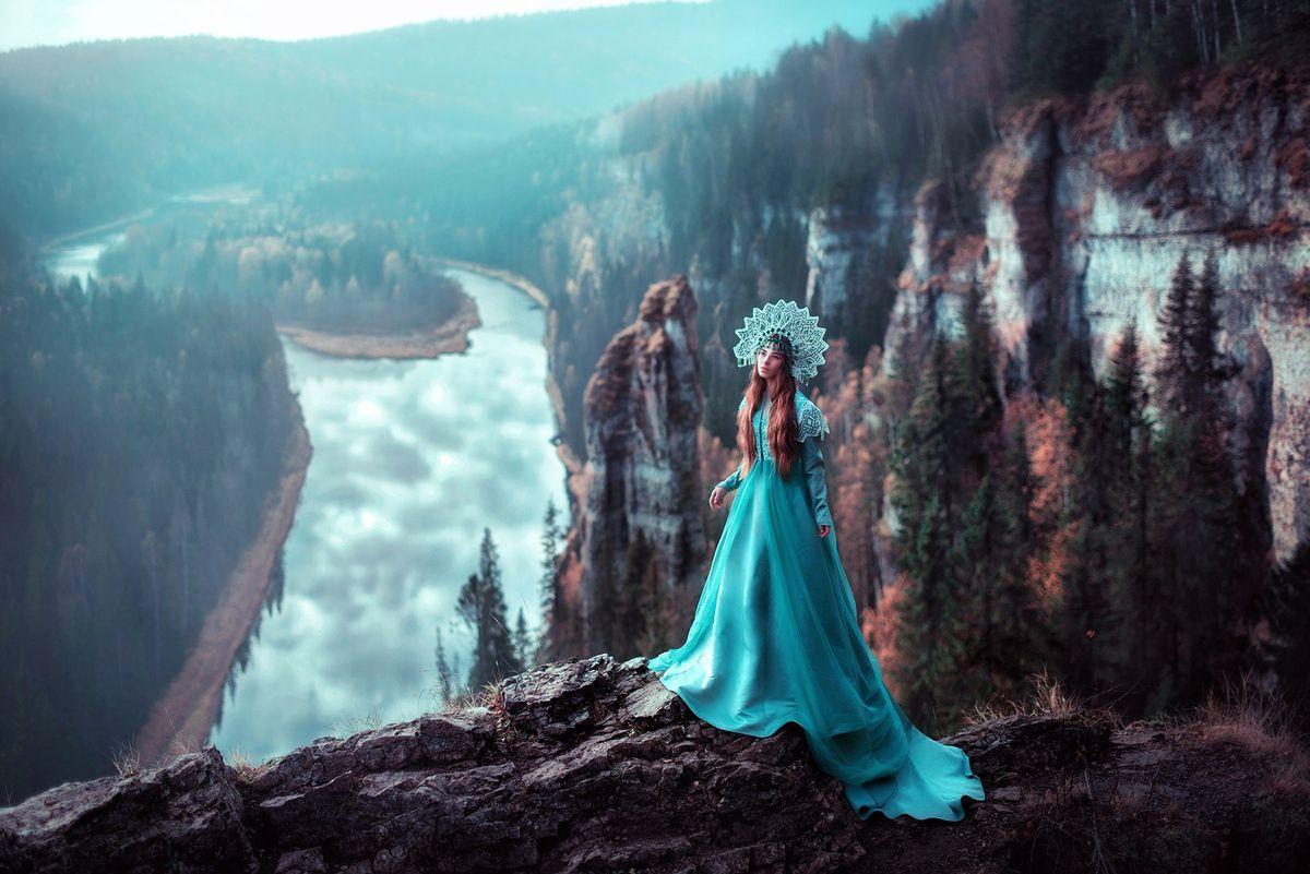 forestprincesses09 - Лесные принцессы и русалки: пермский фотограф снимает сказочных красавиц в лесах Прикамья