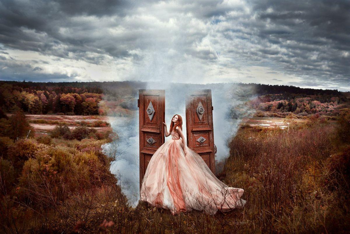 forestprincesses12 - Лесные принцессы и русалки: пермский фотограф снимает сказочных красавиц в лесах Прикамья