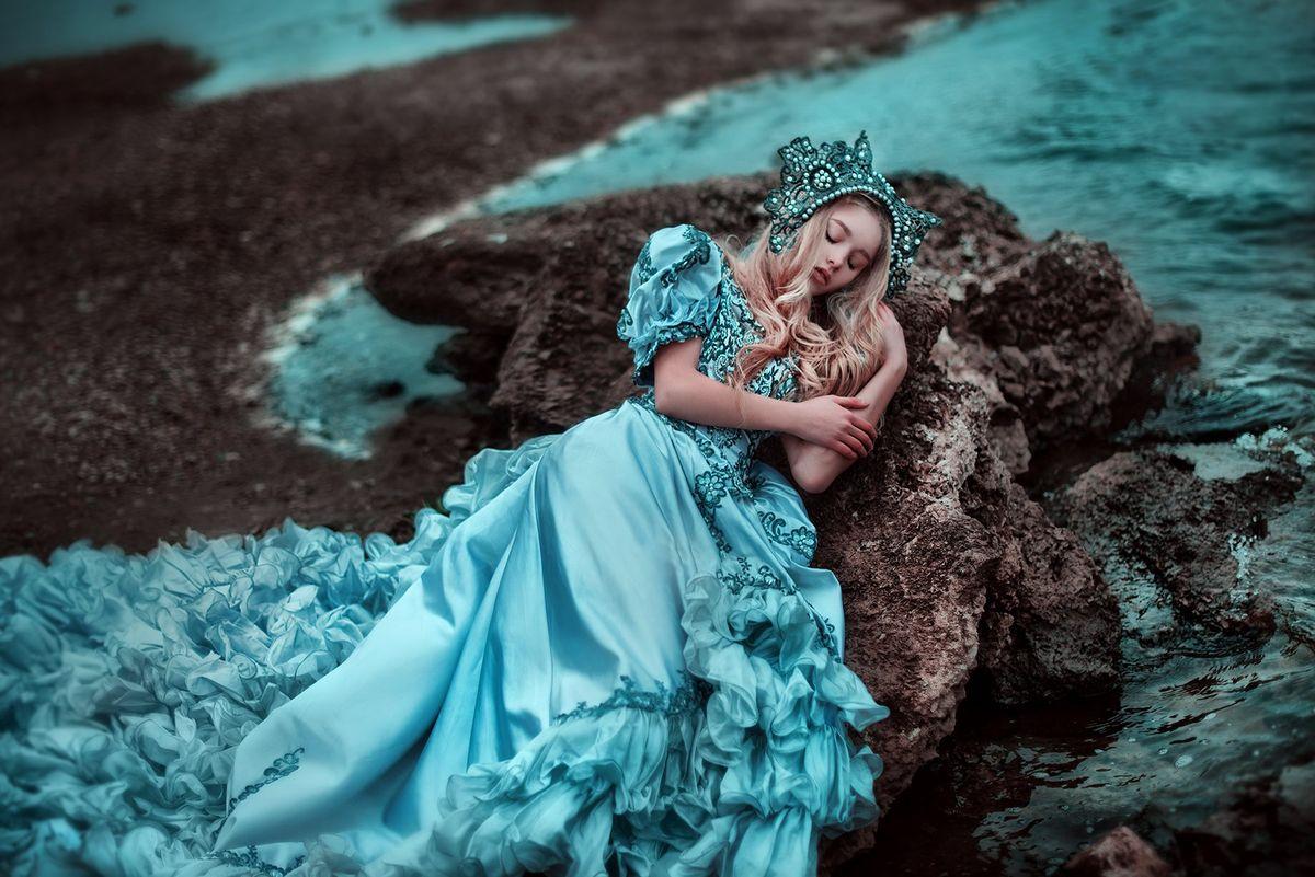 forestprincesses13 - Лесные принцессы и русалки: пермский фотограф снимает сказочных красавиц в лесах Прикамья