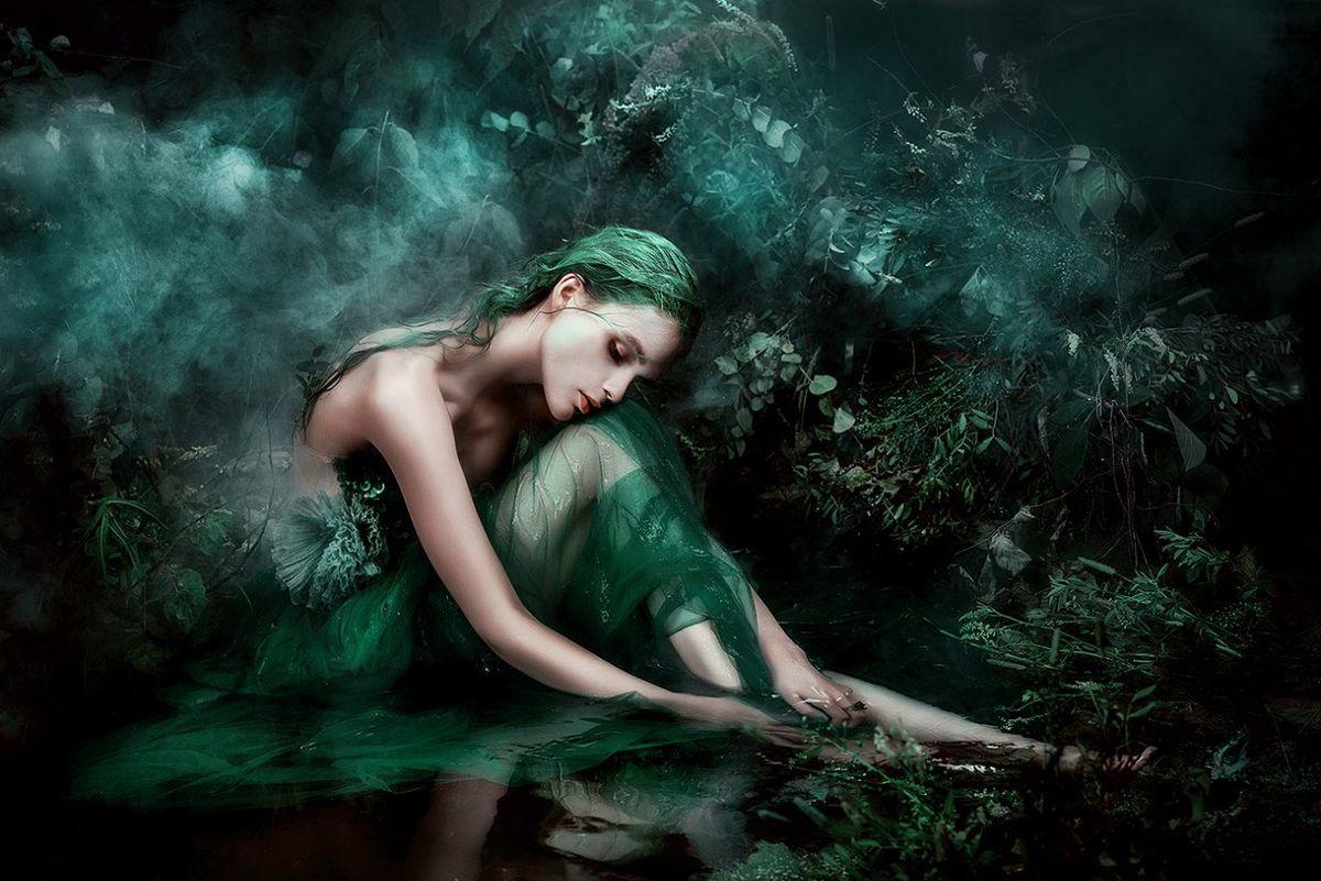forestprincesses20 - Лесные принцессы и русалки: пермский фотограф снимает сказочных красавиц в лесах Прикамья